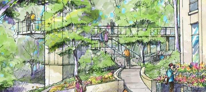 State Botanical Garden rendering
