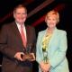 Doug and Kay Ivester at UGA's 2014 Alumni Awards Ceremony.