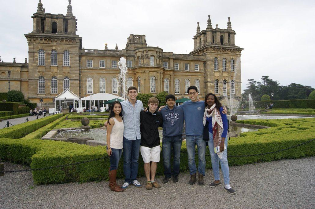 Krystal Lo at Oxford