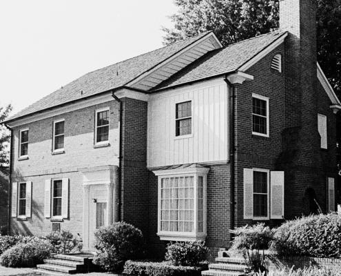Schwab house