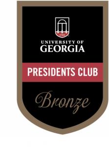 president's club bronze badge