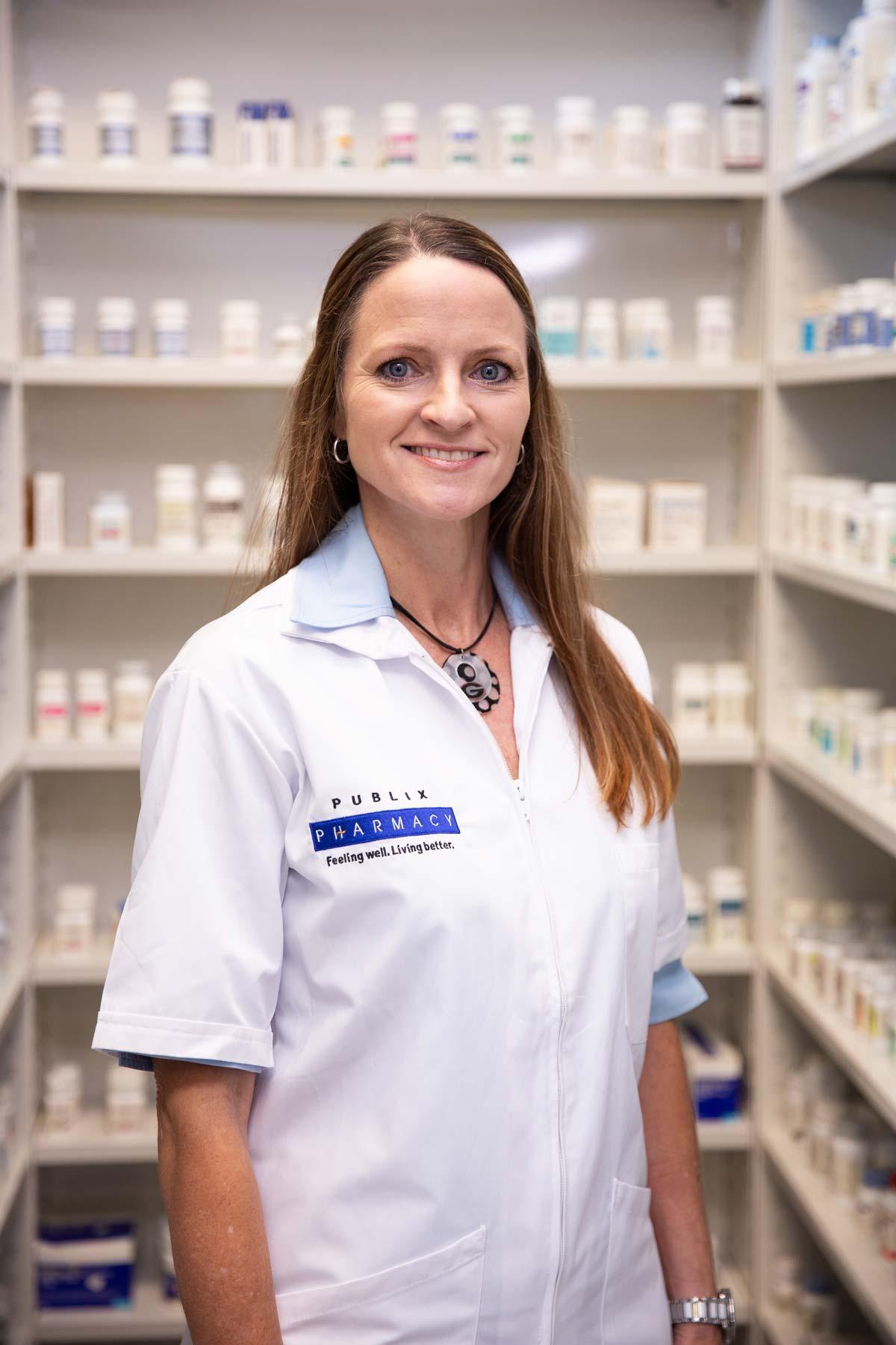 Susan Kane pharmacist