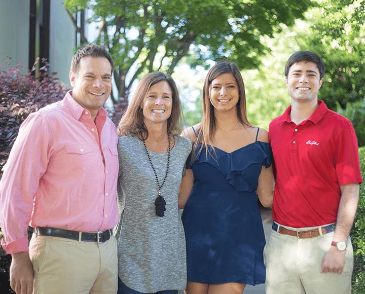 The Steilen Family