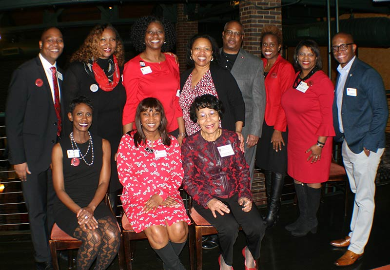 UGA Black Alumni: The UGA 1961 Club Leadership