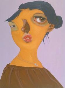 "Chen Yi, ""Naomi Wang's Anniversary,"" 2006. Part of The John and Sara Shlesinger Collection"