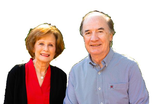 Nancy and Glenn