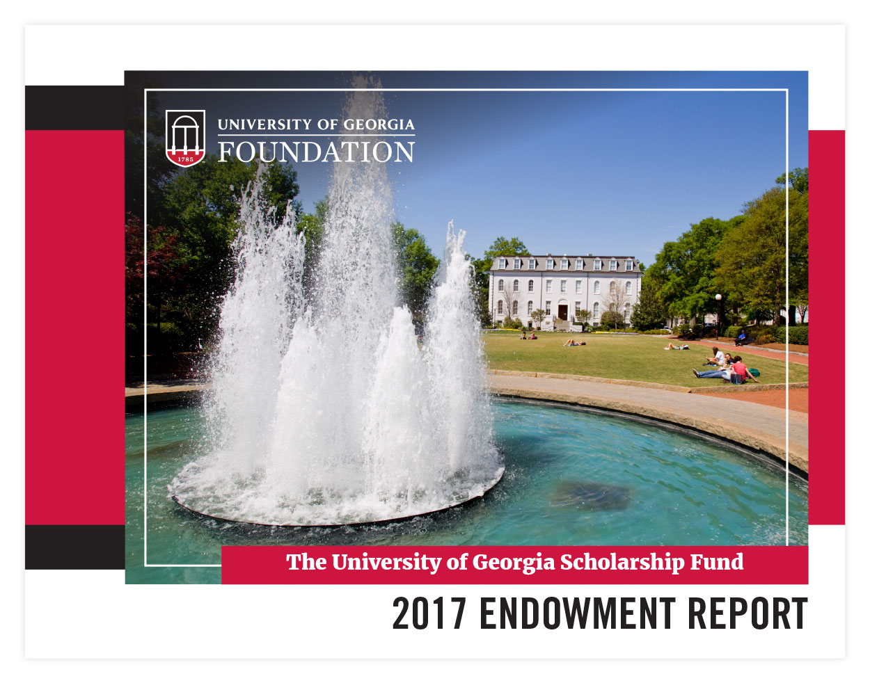 Sample Endowment Brochure Cover