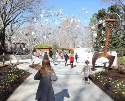 Alice H Richards Children's Garden