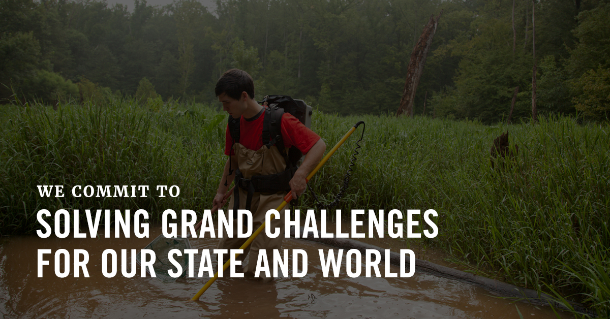Grand Challenge How Does The Human Brain Work And Produce >> Commit To Solving Grand Challenges For Our State And World