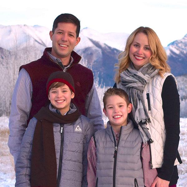 The Tharin Family