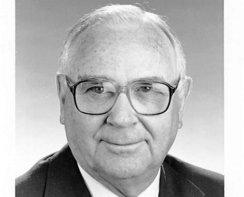 Verner Chaffin portrait